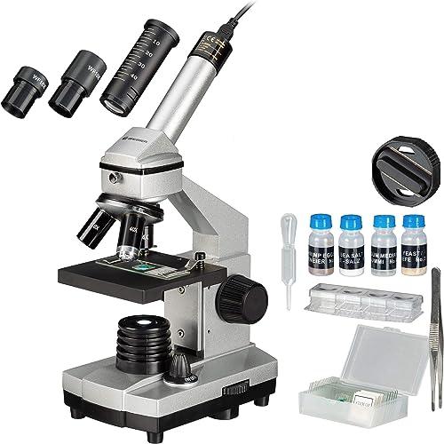 Bresser JUNIOR 40x-1024x Microscopio