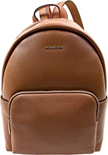 Michael Kors Damen 35T0GERB5L Erin Small Convertible Leather Backpack Luggage Brown