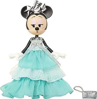Disney Minnie Mouse Doll Glamour Gala Edición Especial Set
