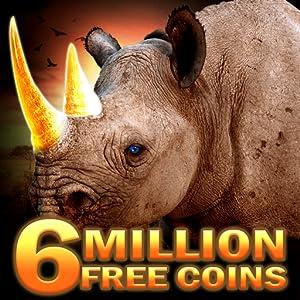 Golden Rhino Reels - Classic Slots Edition 2018