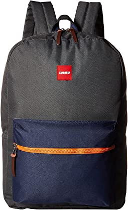 ZUBISU Get It In Grey Large Backpack