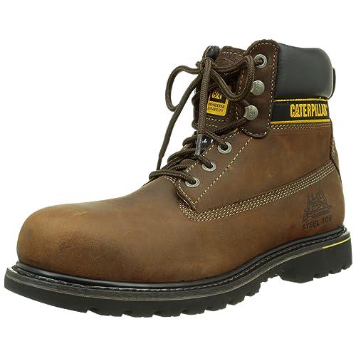 1fe0203289994e Caterpillar s Holton St Sb HRO SRC/Mens Dark Brown Chelsea Boots