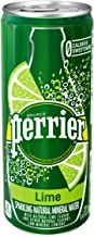 Perrier(ペリエ) ライム 缶 250ml×30本 [直輸入品]