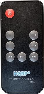 HQRP Remote Control Works with Bose SoundDock Series II, Series III, Series-2, Series-3, SoundDock Portable Digital Music System Speaker Dock Controller
