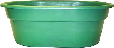 High Country Plastics 15 Gallon Aqua Stock Tank