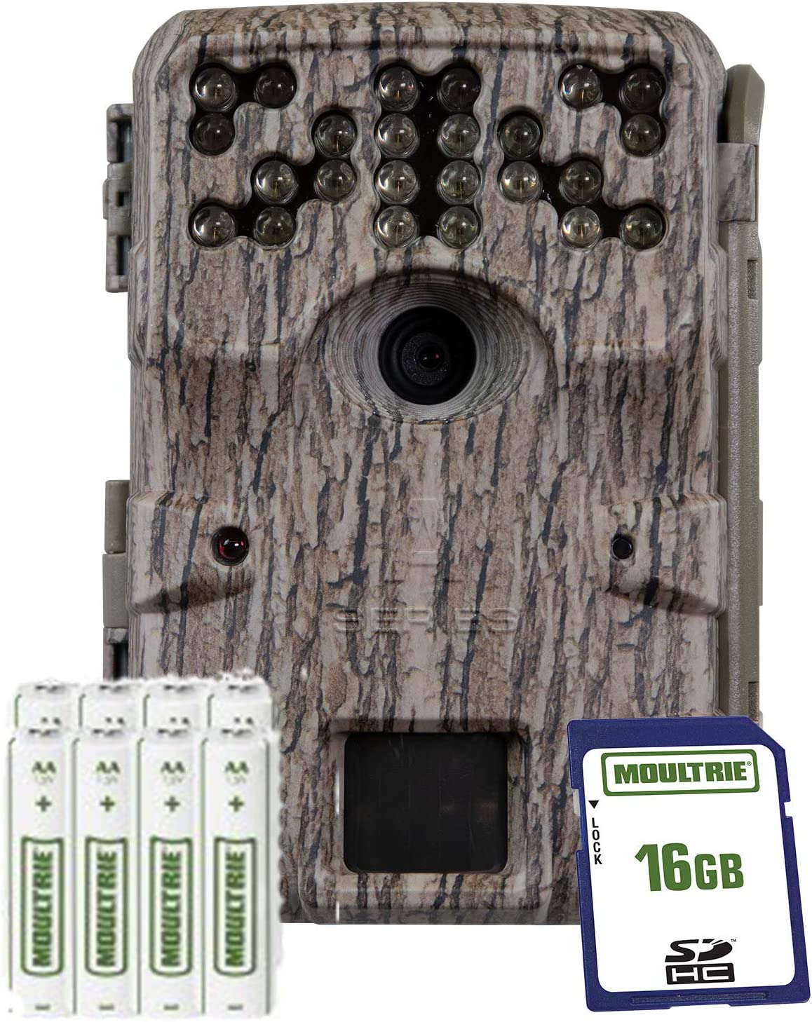 Moultrie AM-900i Trail Dedication Camera Kit Flash Standard Invisible Houston Mall