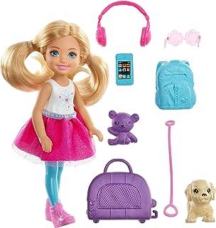 Barbie FWV20 Chelsea Travel Doll