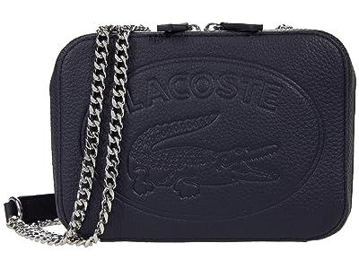 Lacoste Croco Crew Crossbody Bag