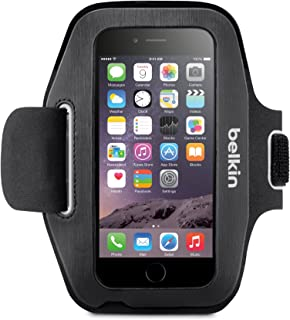 Belkin Sport-Fit Armband for iPhone 6 / 6S (Black/Overcast)
