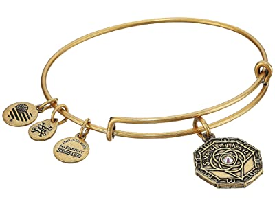 Alex and Ani Bridesmaid Bangle (Rafaelian Gold) Bracelet