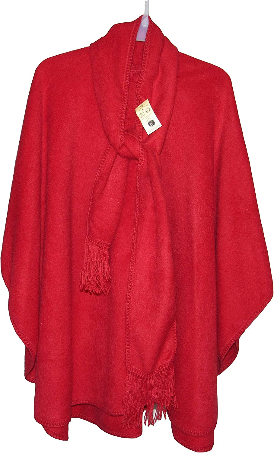 ALPACA PONCHO FOR WOMEN, GENUINE CAMARGO CAPE, SHAWL AND WRAPS 905003