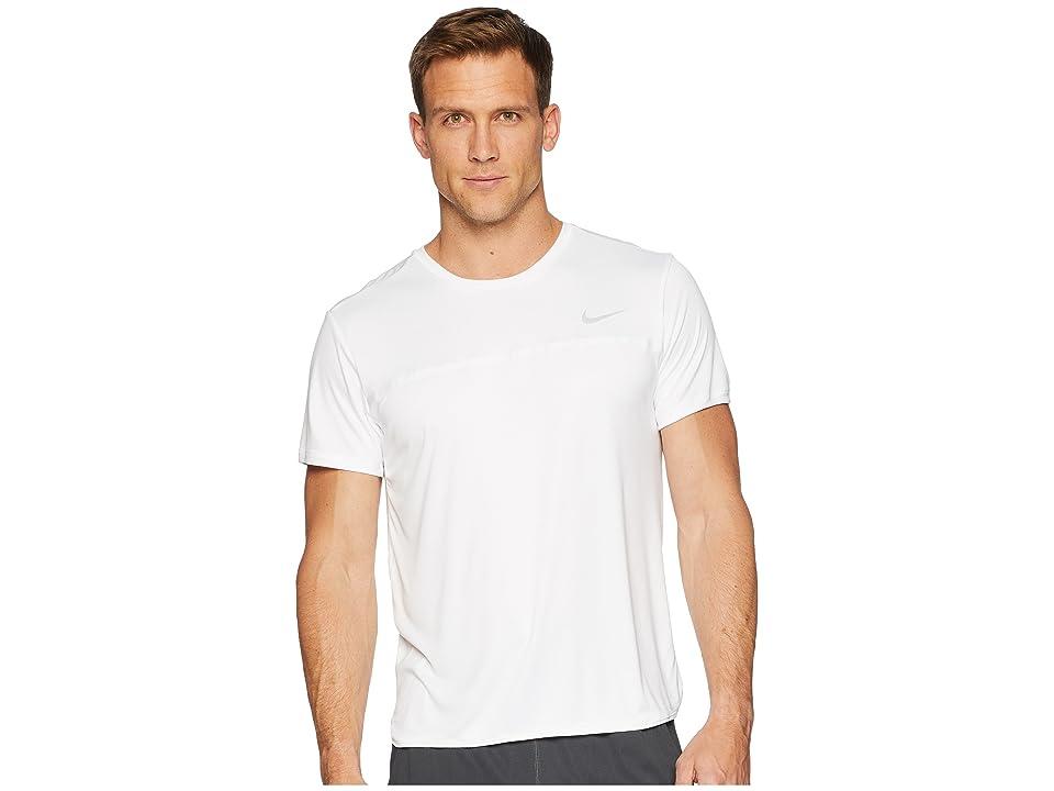 Nike Challenger Crew (White/White/White) Men