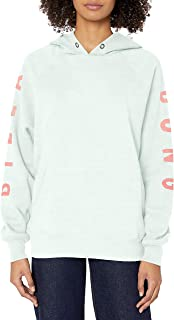 BILLABONG Womens J629WBOU Graphic Hoodie Hooded Sweatshirt