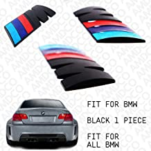 GT MATTE pack of 1 AMD GT BLACK Emblem Badge Stickers Decals with Strong 3M Includes instructions MEASURE Before Purchase Fitment Top Quality fit For BIMMER 2 3 4 5 6 7 X2 X3 X4 X5 X6 series M etc