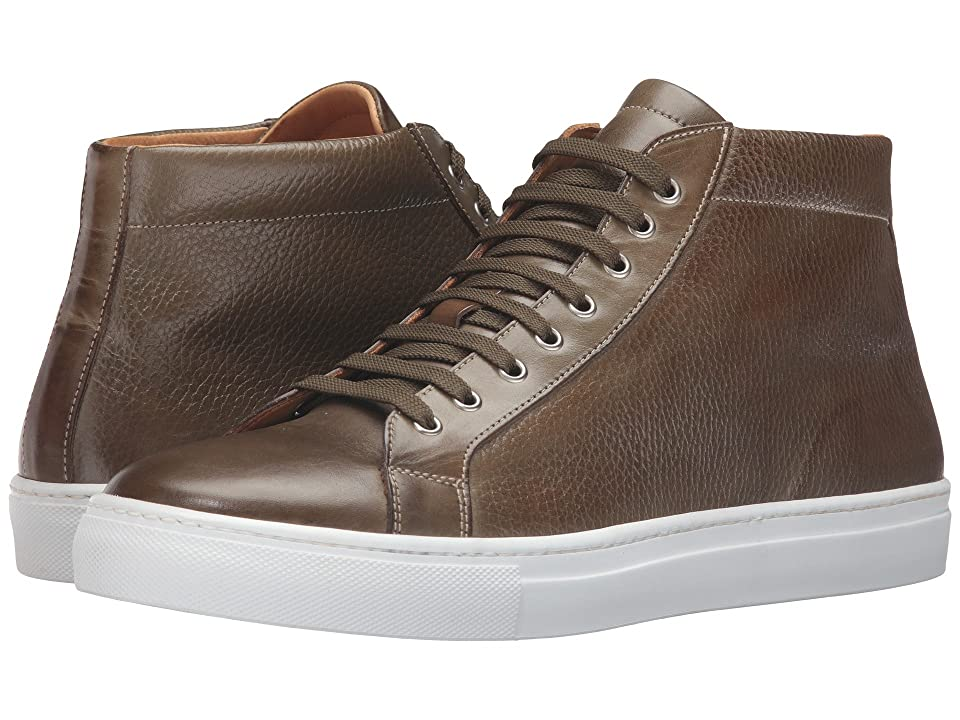 Gold & Gravy Street Mid (Military Green) Men