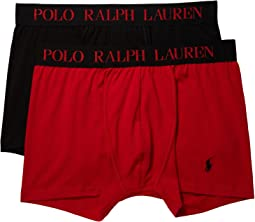 Polo Ralph Lauren - 2-Pack Cotton Poly Boxers