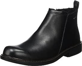 ECCO Men's Holton Plain Toe Gore-tex Chelsea Boot