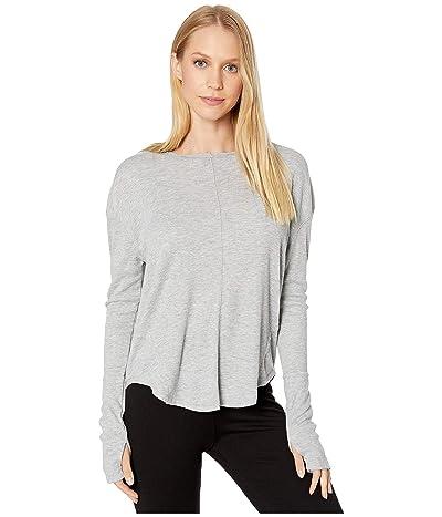 FP Movement Lay Up T-Shirt (Grey Combo) Women