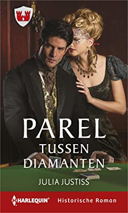 Parel tussen diamanten