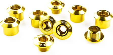 aerozine chainring bolts