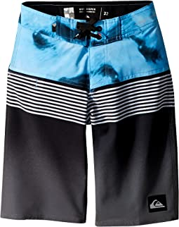 Quiksilver Kids Highline Lava Division Boardshorts (Big Kids)