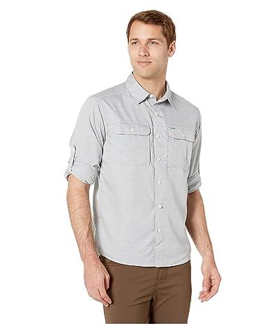 Mountain Hardwear Canyontm L/S Shirt (Phoenix Blue) Men