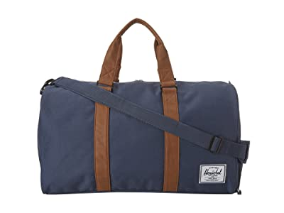 Herschel Supply Co. Novel (Navy/Tan) Duffel Bags