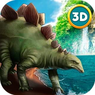 Jurassic Stegosaurus Survival Simulator