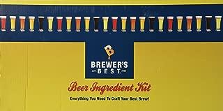 Home Brew Ohio Brewer's Best Belgian Dark Strong Beer Ingredient Kit