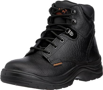 Sterling Safetywear Worksite Unisex-Adult SS604SM Safety Boots Black 9 UK Wide