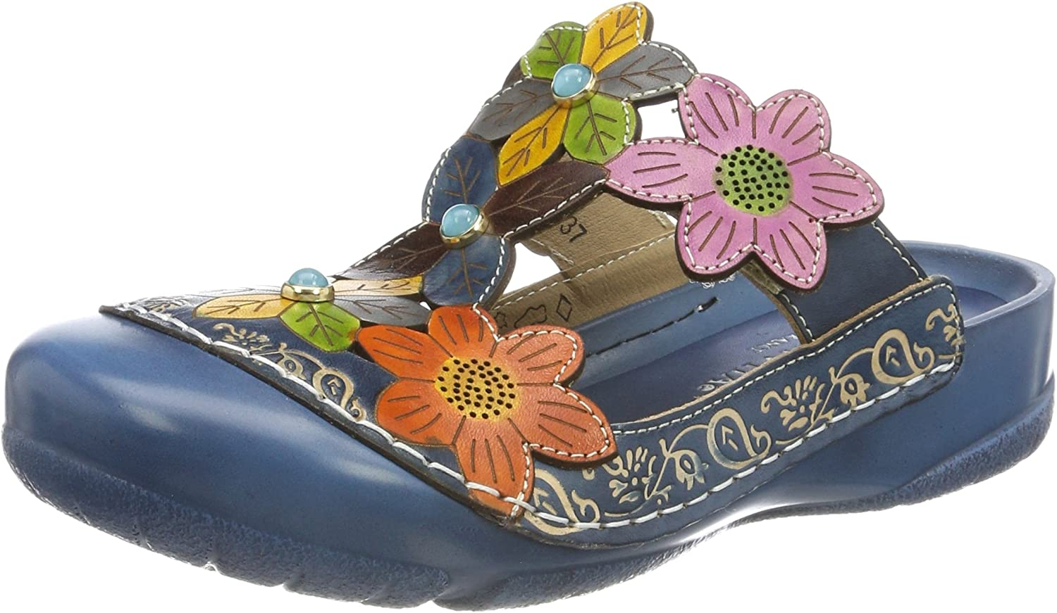 Laura Vita Women's Clog Free Shipping New sold out