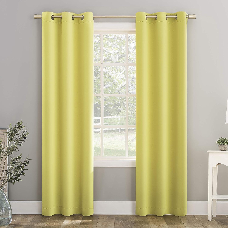 Sun Zero Super-cheap Riley Kids New product!! Bedroom Curtain 40
