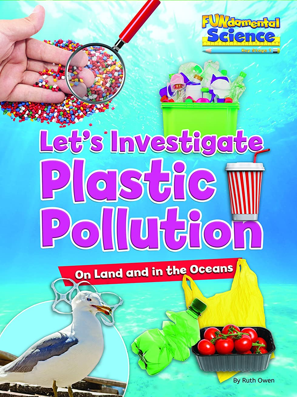 シチリア極めて部族Plastic Pollution on Land and in the Oceans: Let's Investigate (Fundamental Science Key Stage 1)