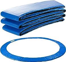Arebos Randafdekking voor trampoline, 183, 244, 305, 366, 396, 457 of 487 cm, blauw