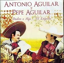 Antonio Aguilar Y Pepe Aguilar (Padre E Hijo... El Legado) Csw-4845