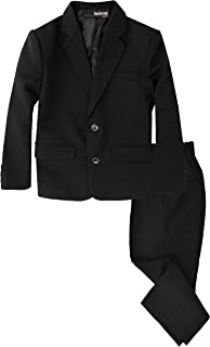 childrens black suit