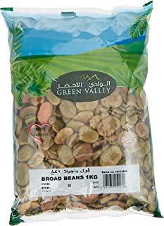Green Valley Broad Beans (Foul Bajeela) - 1 Kg