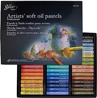 گالری Mungyo گالری پالت های نرم نرم 48 عدد - رنگ های مختلف