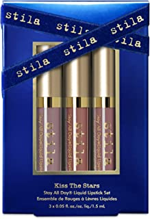 stila Kiss The Stars- Stay All Day Matte Liquid Lipstick Set, 1 oz.