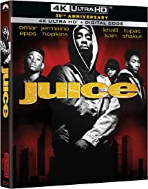JUICE arrives on 4K Ultra HD for the First Time for its 30th Anniversary Jan. 11, 2022 from Paramount