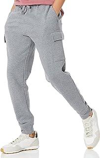 Amazon Essentials Pantaloni da Jogging in Pile Cargo Uomo