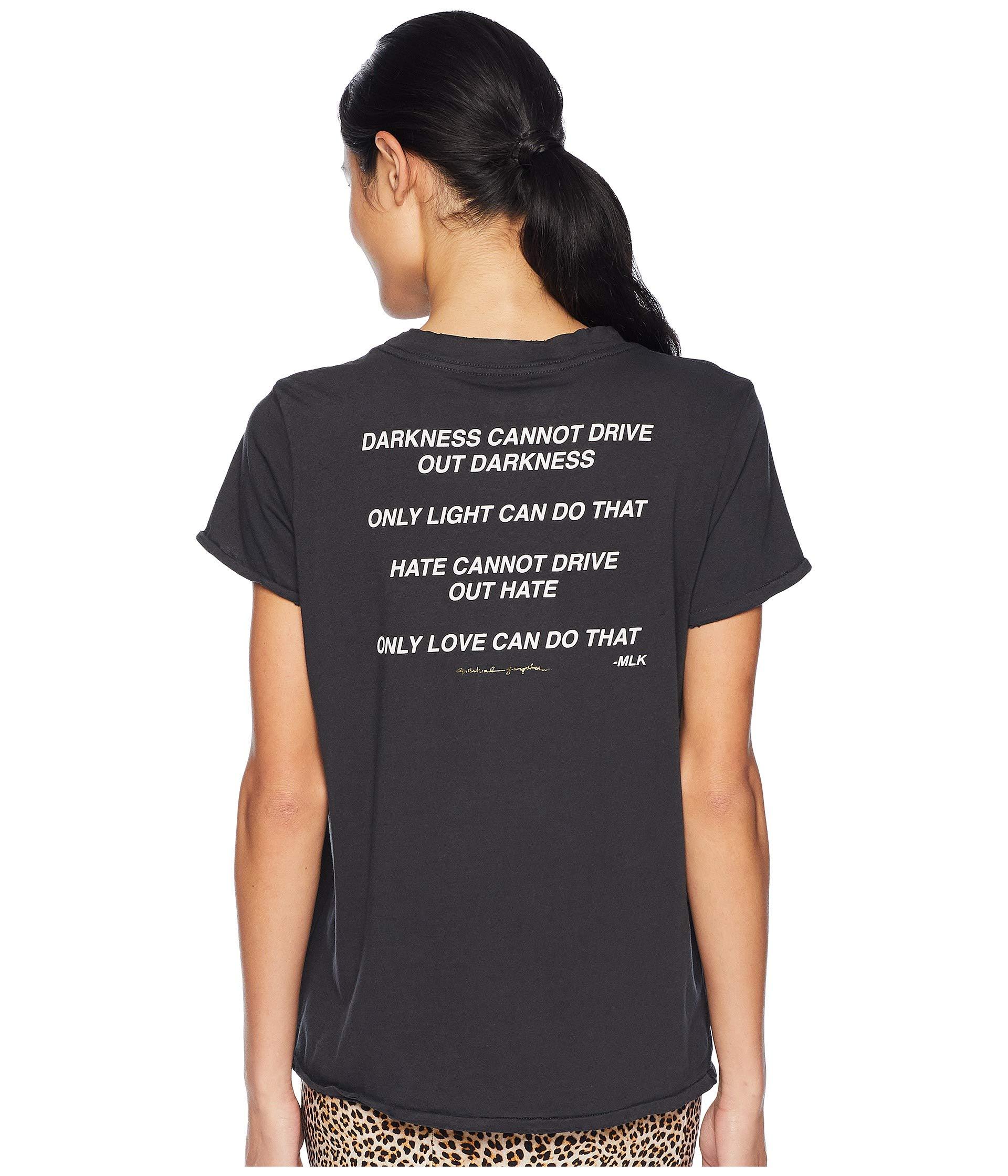 Gangster shirt Black Spiritual T Vintage Aurora Love Light pcd1q