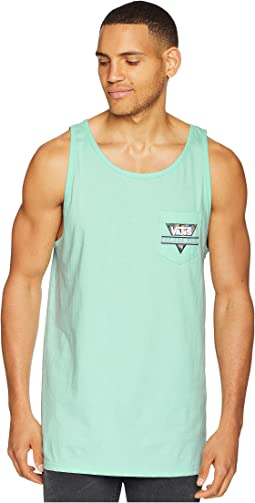Retro Tri Pocket Tank Top