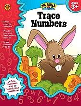 Trace Numbers Workbook, Grades Preschool - K (Big Skills for Little Hands®)
