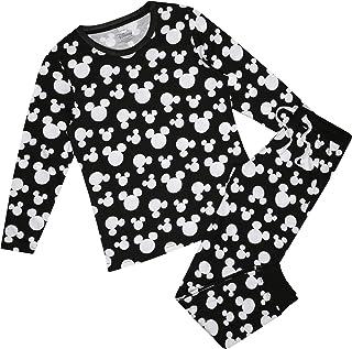 Mickey Mouse Ditsy Pyjama Set Juego de Pijama para Mujer