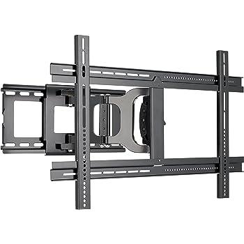 Sanus MLF13-B1 Articulating Universal Wall Mount for 37-80-Inch Screen