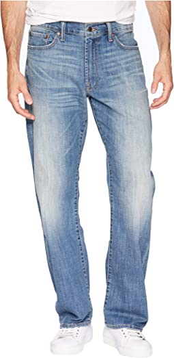181 Relaxed Straight Jeans in Anton
