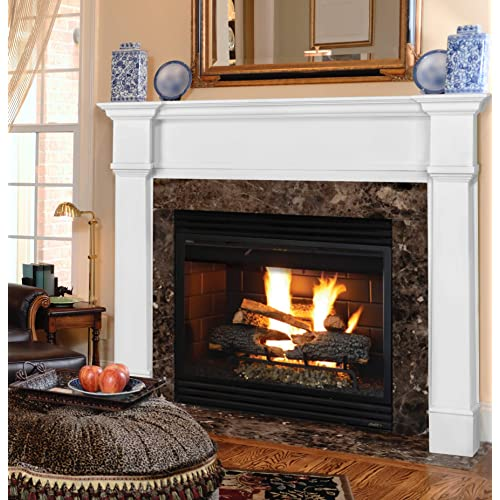 Brilliant Fireplace Mantel Kits Amazon Com Download Free Architecture Designs Scobabritishbridgeorg