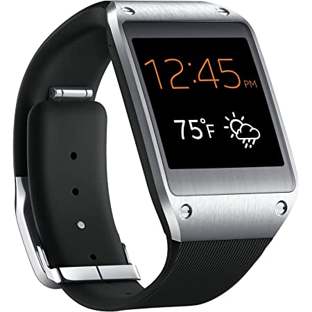 Samsung Galaxy Gear Smartwatch- Retail Packaging - Jet Black (Discontinued by Manufacturer)