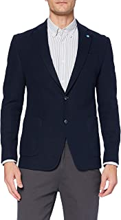 Mexx Men's Jersey Casual Blazer